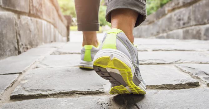 Combien de km par jour à pied faut-il parcourir pour être en bonne santé?