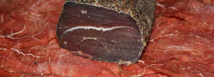Comment préparer de la viande séchée ?