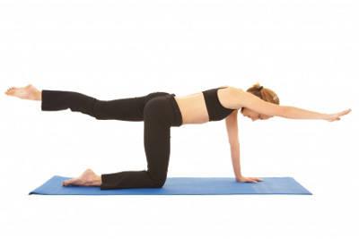 Exercices de gainage dorsal