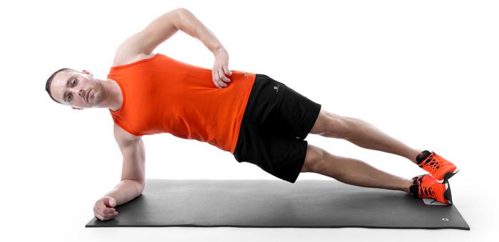 Gainage abdo: comment travailler ses muscles abdominaux et dorsaux simultanément.