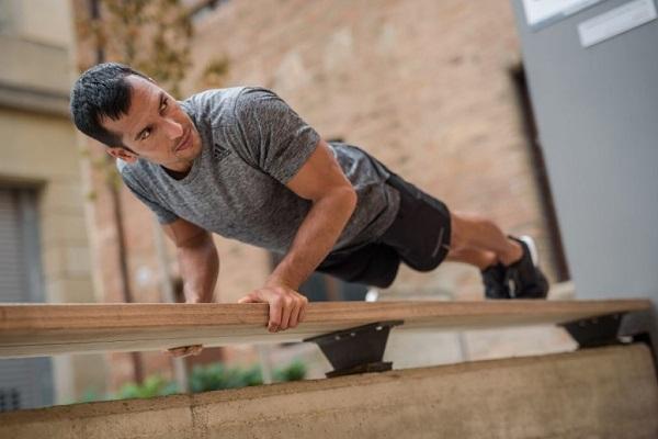 exercice dos sans matériel