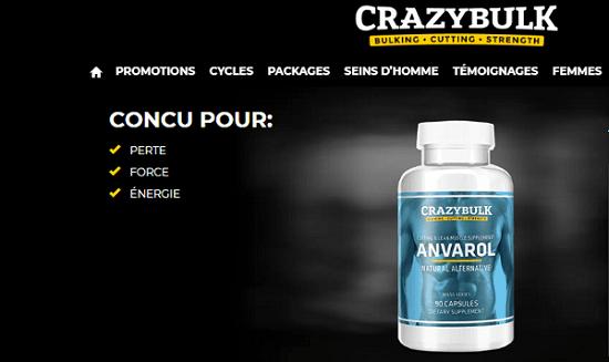 Photo of Anvarol avis :  test, opinion avant achat et cure sur ce stéroide légal !
